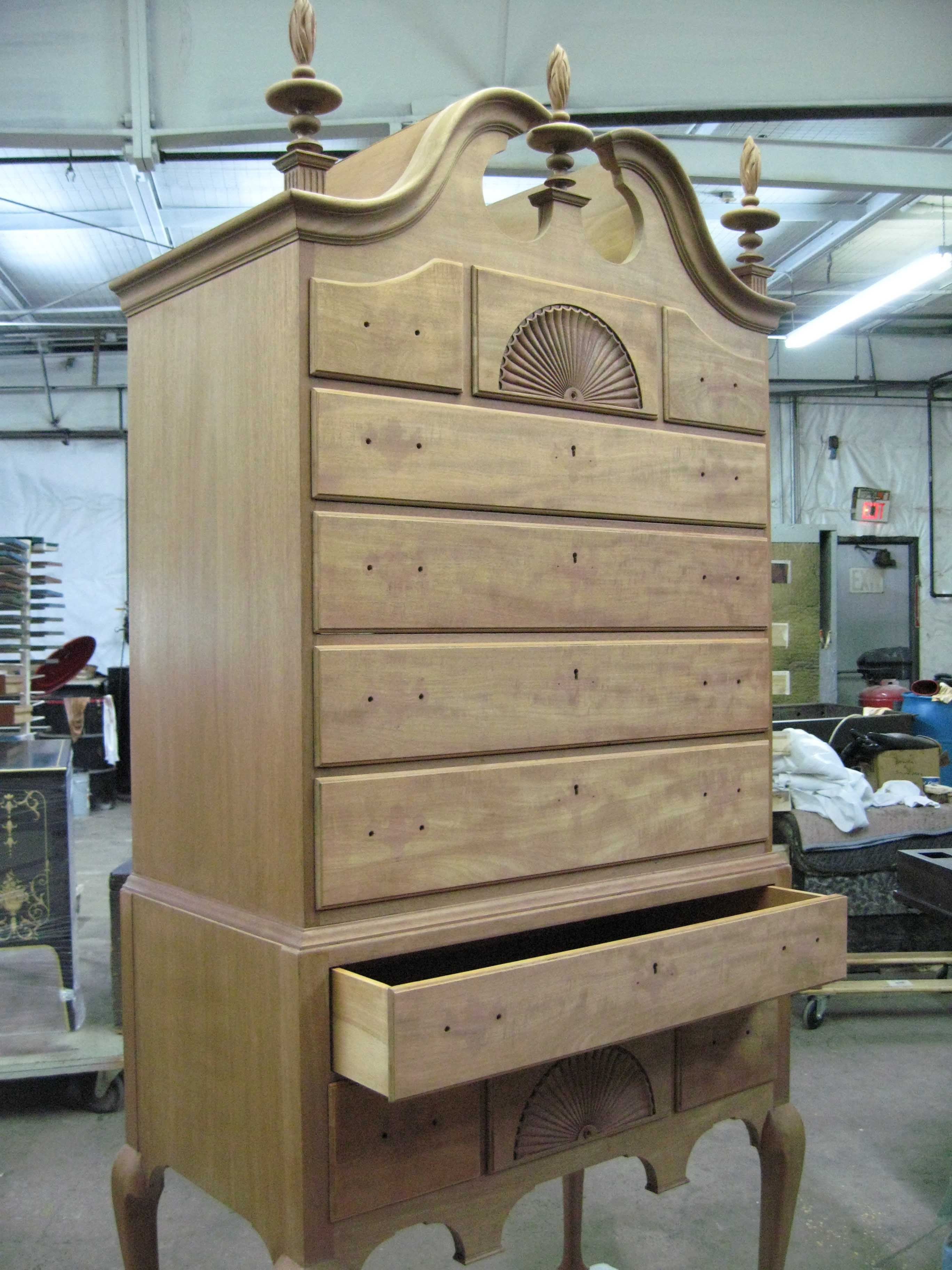 Refinishing furniture for D furniture galleries rockville md