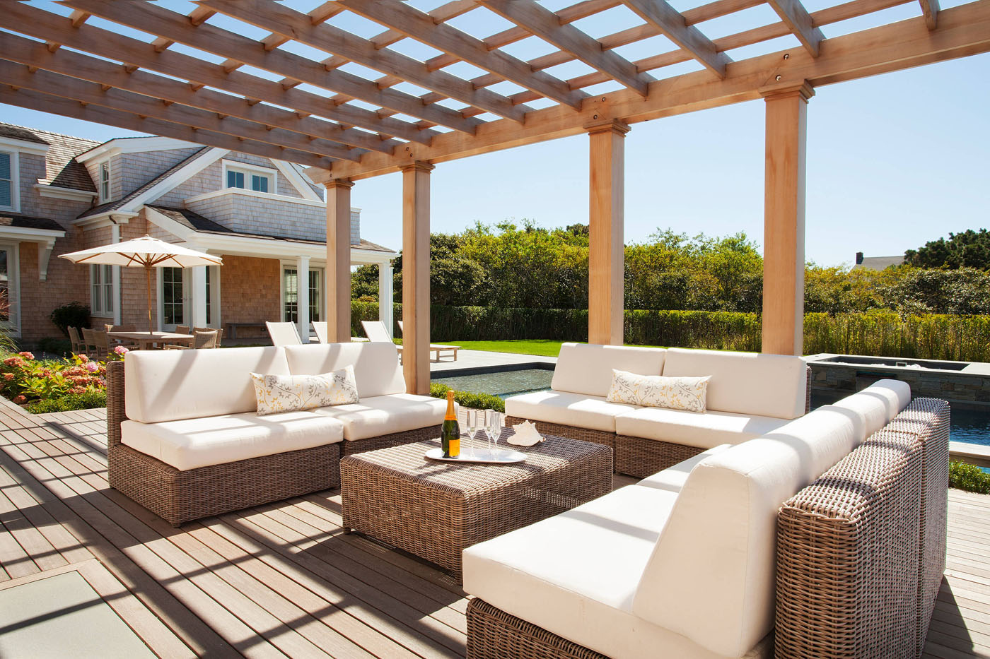 PATIO AREAS THAT INSPIRE Find Decorating Inspiration For Your Home