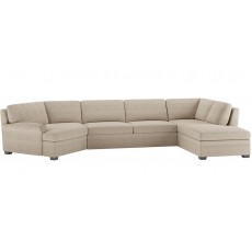 Gaines Comfort Sectional Sleeper