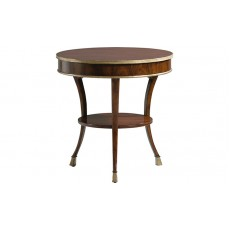 Baker Rosewood Occasional Table