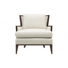 Baker California Cane Lounge Chair