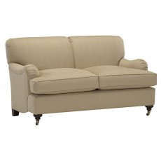 Baker English Arm Loveseat