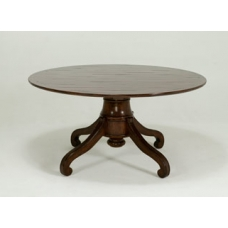 Round Occasional Game Table