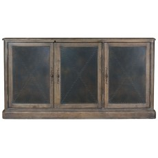 Belgian Oak Entertainment Console