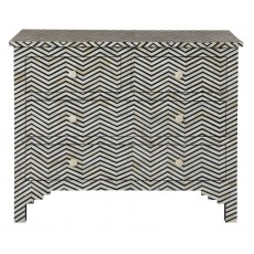Herringbone Drawer Chest