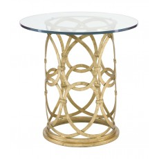 Geneva Round Side Table