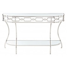 Criteria Metal Console Table