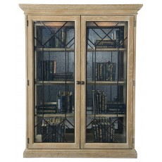 Antiquarian Display Cabinet