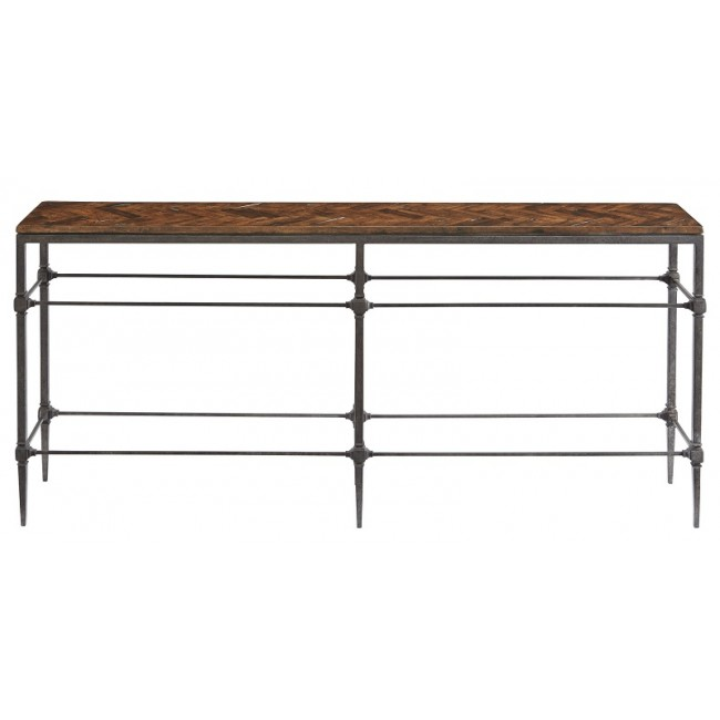 Everett Coffee Table: Everett Console Table