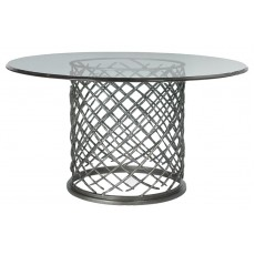 Hallam Metal Dining Table