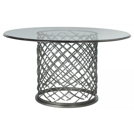 Hallam Metal Dining Table