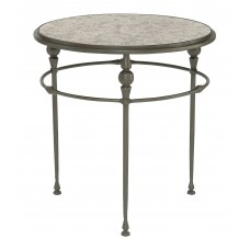 Tristan Round Chairside Table PrintShare