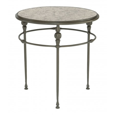 Tristan Round Chairside Table