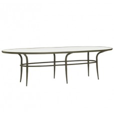 """50"""" x 105"""" Oval Dining Table"""