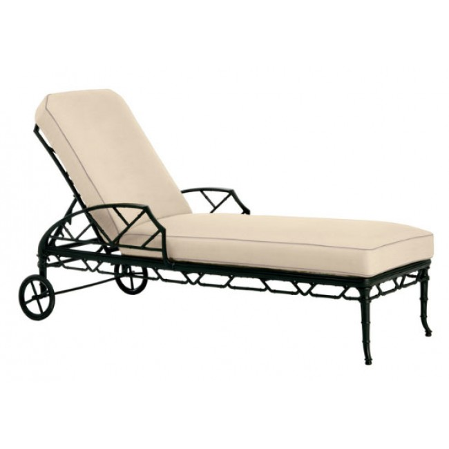 Calcutta chaise for Brown and jordan chaise