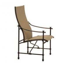 Arm Chair - High Back