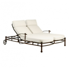 Adjustable Double Chaise - Loose Cushions