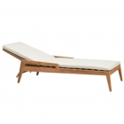 Adjustable Chaise - Loose Cushion