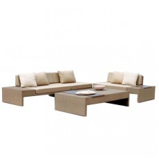 Elements Woven Sectional