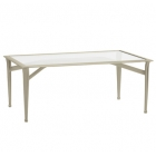 28'' X 45'' Coffee Table - Glass Or Perforated Top