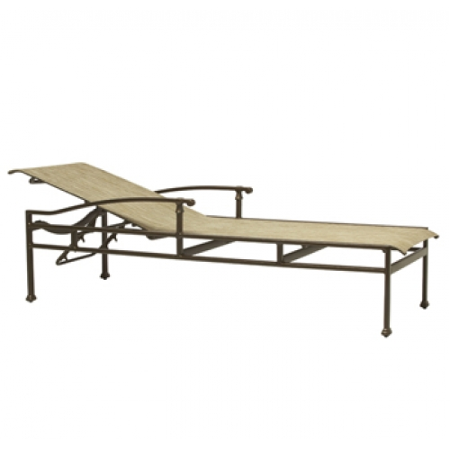 Adjustable chaise for Brown jordan chaise