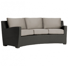 Curved Sofa - Loose Cushions