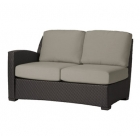 Left Arm Facing Loveseat - Loose Cushions