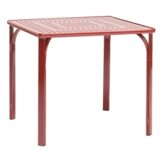 32'' X 32'' Dining Table - Perforated Top - Lock Top