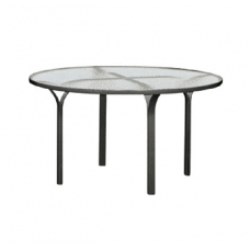 48'' Dining Table - Lock Top
