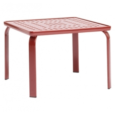22'' X 22'' Occasional Table - Perforated Top - Lock Top