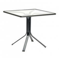 32'' X 32'' Pedestal Dining Table - Lock Top