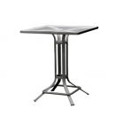 32'' X 32'' Bar Table - Lock Top