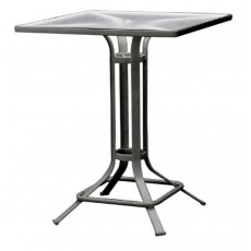 Quantum Pedestal Bar Table