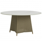 Round Dining Table 54""