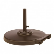Umbrella Stand with Wheels / 1-1/2'' Diameter Pole