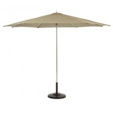 Umbrella 9' x 11' Oval, Single Vent, Auto-Loc Pulley