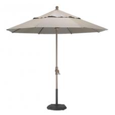 Umbrella 9' Octagon, Crank Opening, Auto Tilt Mechanism