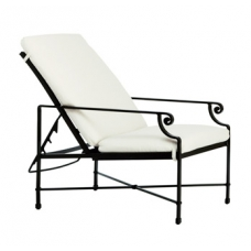 Adjustable Lounge Chair - Loose Cushions