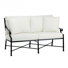 Loveseat - Loose Cushions