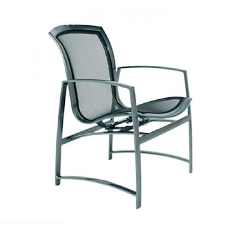 Wave Motion Arm Chair