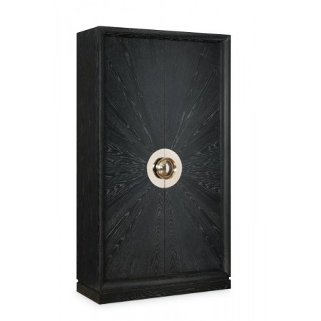 Corso Tall Door Cabinet - Finish Options