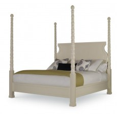 King's Road Poster Bed - King Size