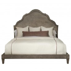 Casa Bella Carved Bed