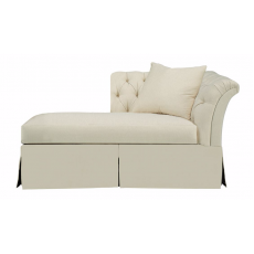 Marquette Tufted Chaise
