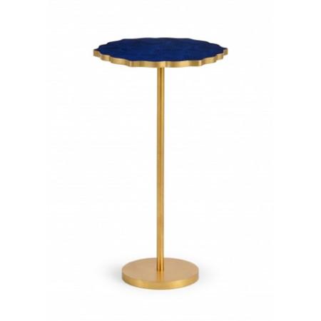Chelsea Lapis Side Table