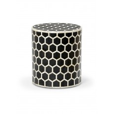 Lincoln Side Table - Black