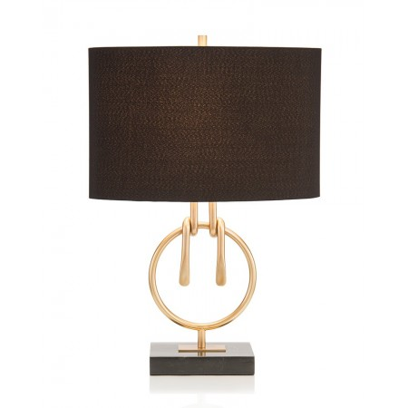 Wrapped Knot Table Lamp