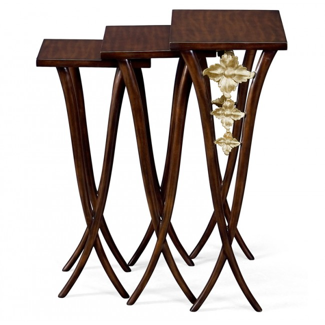 Camelias nesting tables sheffield furniture amp interiors