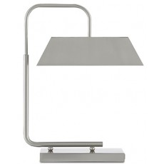Hoxton Nickel Table Lamp