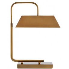 Hoxton Brass Table Lamp
